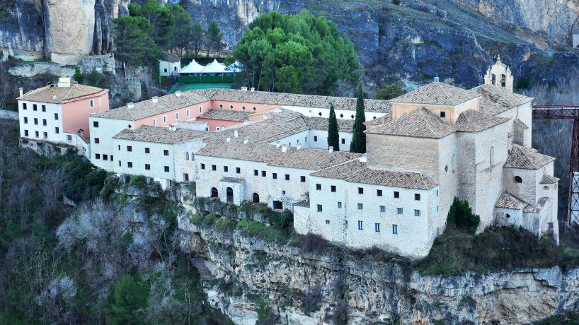 1576600487 List of the National Paradores of Spain