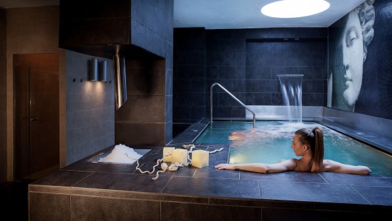 Spa at the Wellington Hotel in Madrid