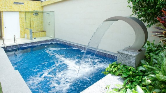 Private pool Zouk Hotel, Madrid