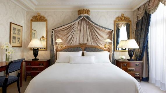 Royal Suite at Westin Palace Hotel