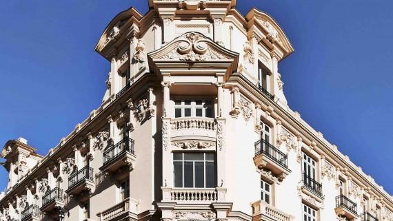 Exterior view of the URSO Hotel & Spa