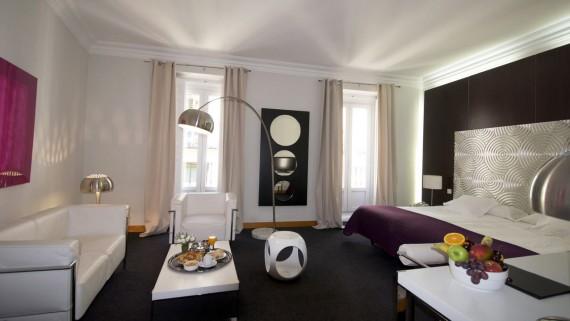 Suites in the Suite Prado apart-hotel, Madrid