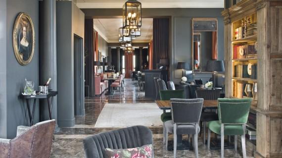 The Principal Madrid Hotel's restaurant