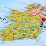 1576601532 Political physical and tourist maps of Ireland