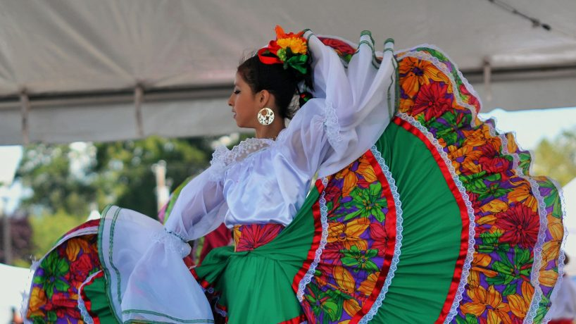 1576602225 Traditional Mexican dances