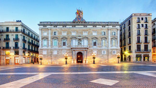 Palau de la Generalitat de Catalunya, Barcelona