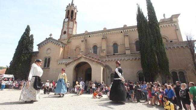 Feast of the Aplec de la Salut in Sabadell