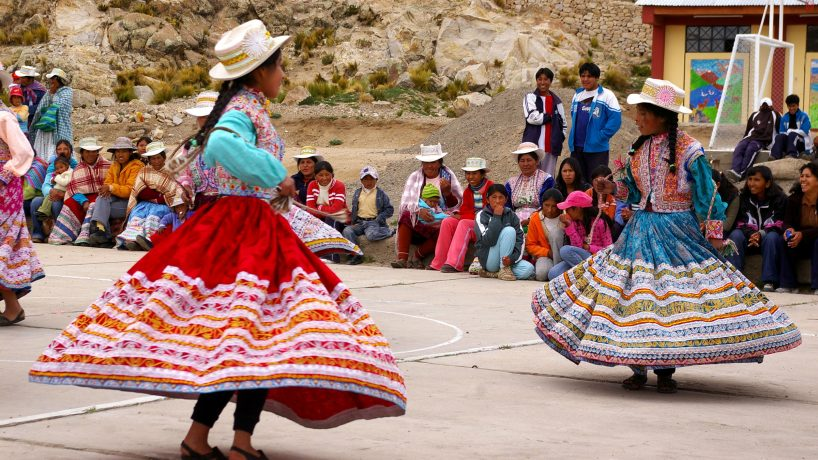 1576602578 The typical dances of the Andean Region videos and images