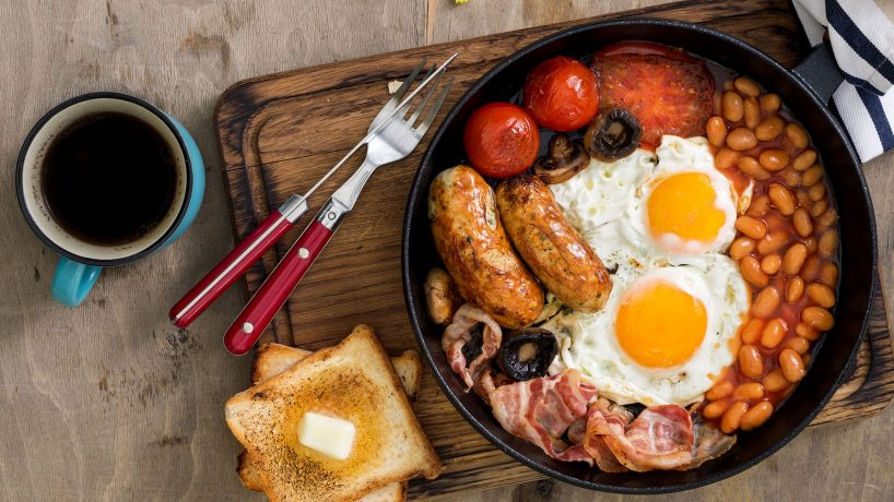 1576602732 English breakfast recipe ingredients and history