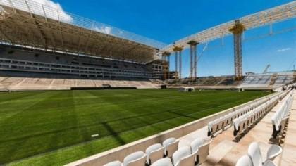The Arena Corinthians Brazil 2014