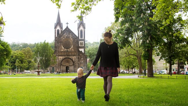 Enjoying Prague with children