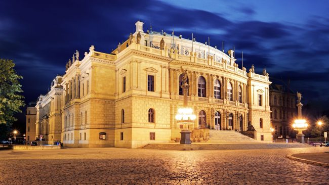 Rudolfinum: the most important auditorium of Czech Republic