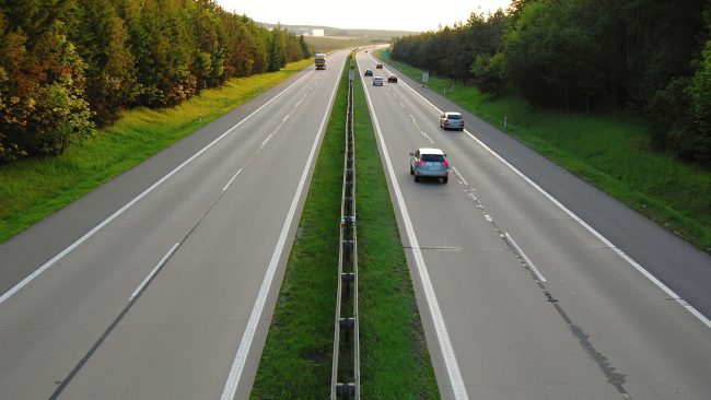 The highways of the Czech Republic and the speed limit