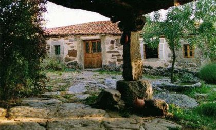 Rural houses of Ávila