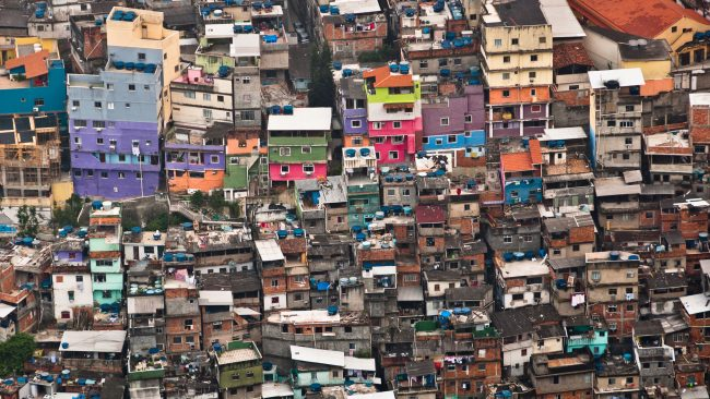 Rocinha: the largest shanty town in Latin America