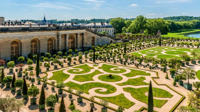 Gardens and Palace of Versailles
