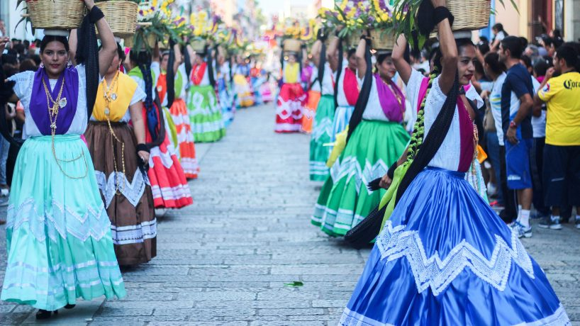 1576605194 The typical costumes of Oaxaca Mexico