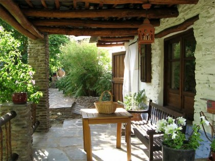 Charming country houses in Spain