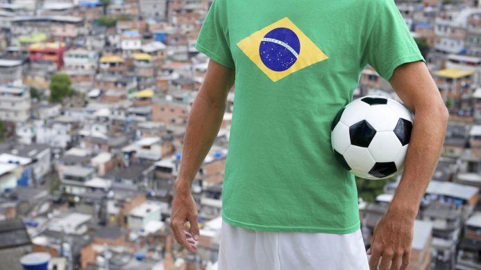 Poverty rates in Brazil