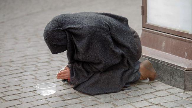 Poverty Index in the Netherlands