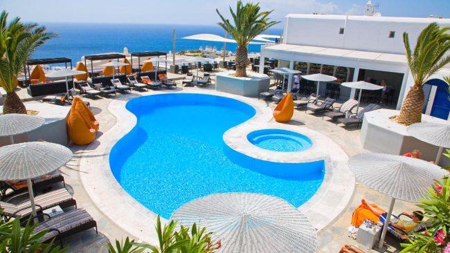 Hôtel gay Elysium à Mykonos