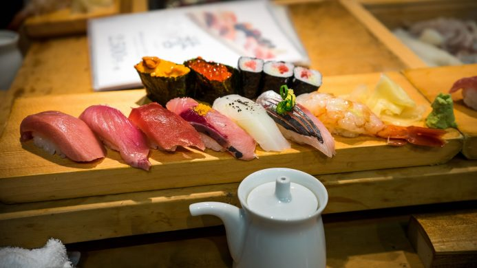 What restaurants to choose in Tokyo