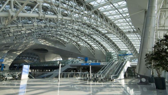 Incheon International Airport, Korea