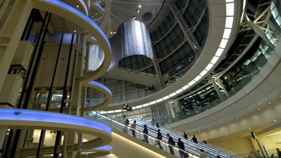 Aéroport international de Haneda, Tokyo