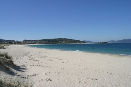 Aguieira beach