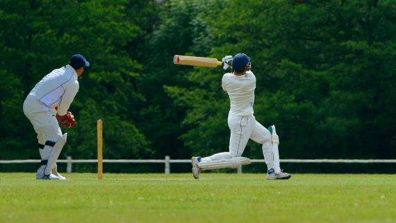 Cricket Hobby in England