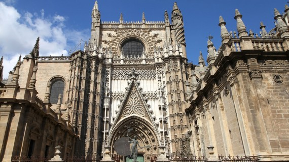 The Cathedral of Seville, a UNESCO World Heritage Site