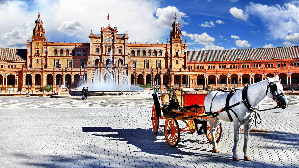 Seville tour guide