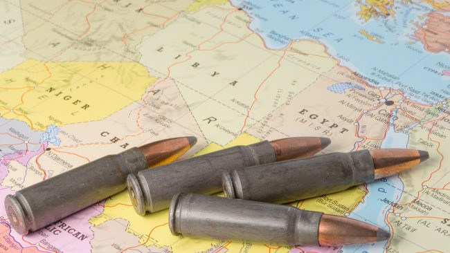 Civil wars in West Africa