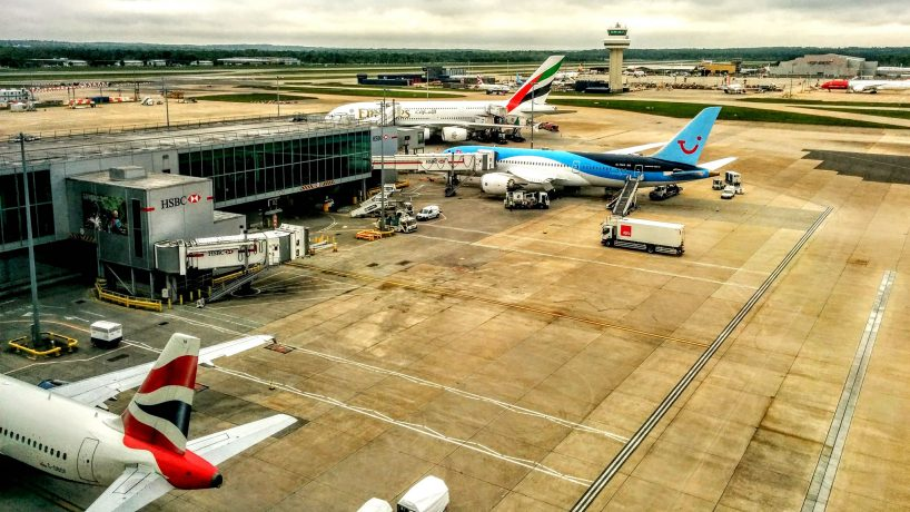 How to get to London by car plane or ship