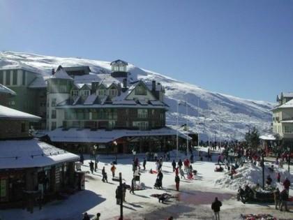 Station de ski Sierra Nevada
