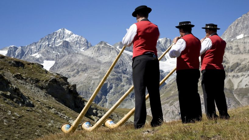 Swiss customs and traditions