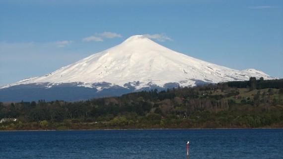 Villarrica Volcano (Chile)