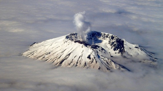 Mount Saint Helena, Washington state, USA