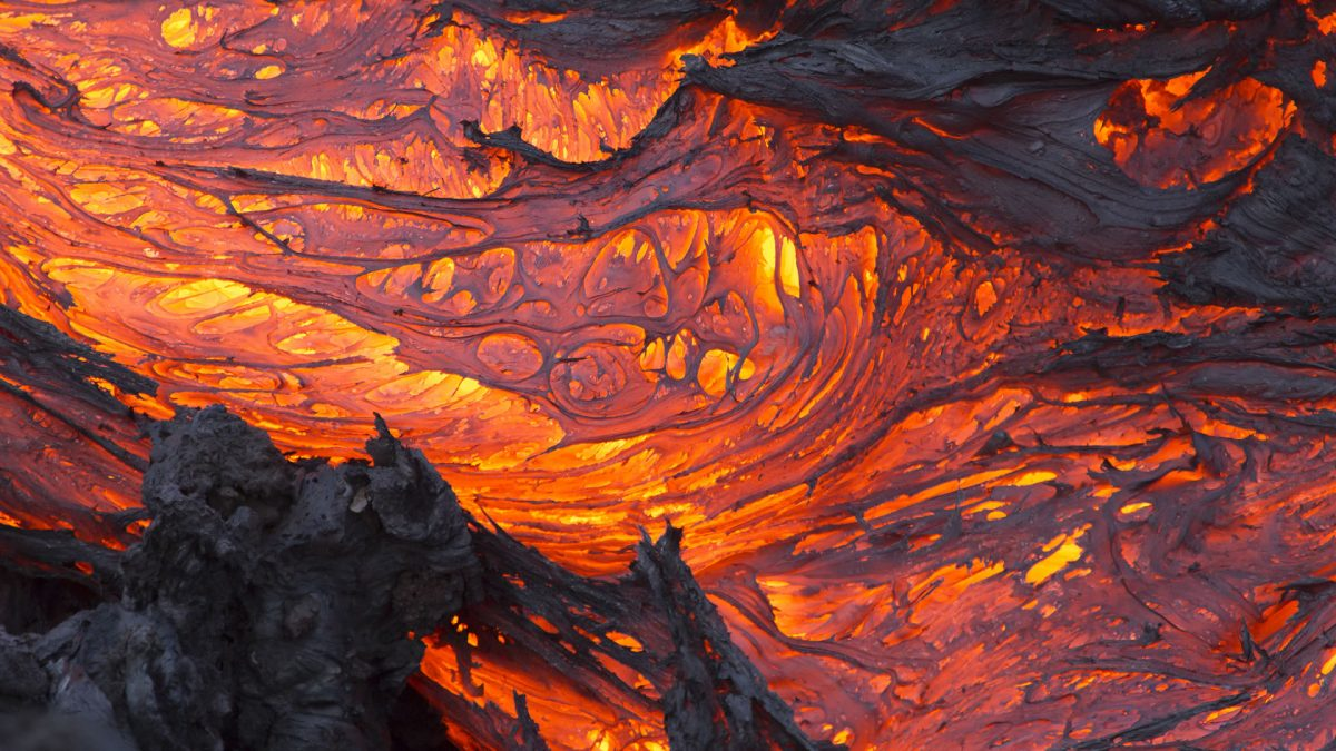 List of the main active volcanoes in the world