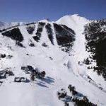 Espot ski slopes