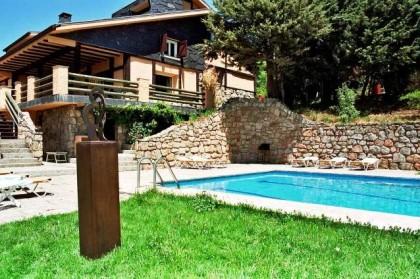 Rural House in Madrid