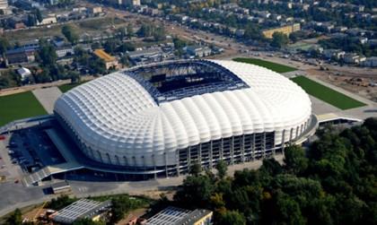Eurocup Stadium 2012