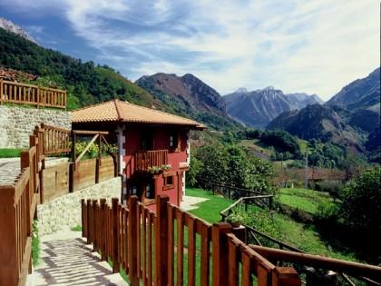 Rural houses in Asturias