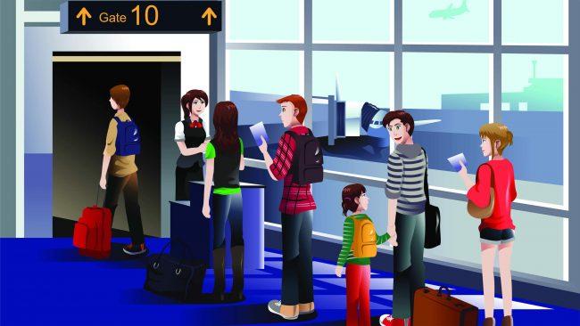 Droits en cas de refus d'embarquement