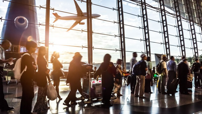 Airplane passenger rights how to make a claim to Aena
