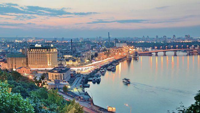 Direct flights to Kiev (Ukraine) from Barcelona with Vueling