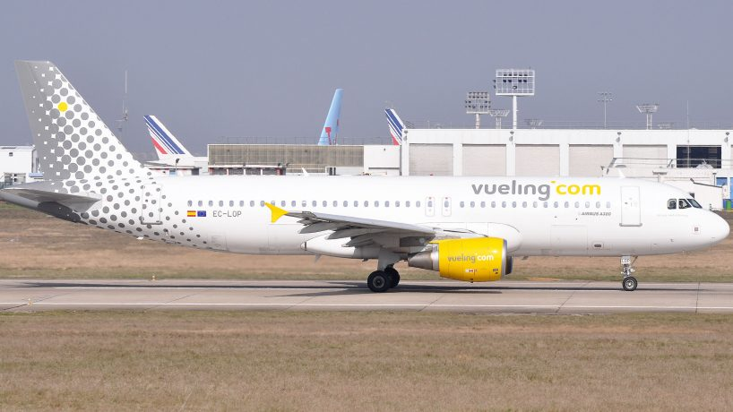 Vueling most frequent complaints and passenger opinion