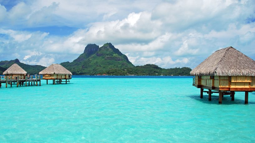 The weather in Bora Bora French Polynesia