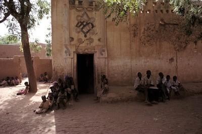 NGO, Burkina Faso children
