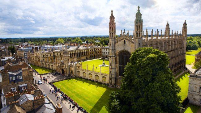 Cambridge: the university city